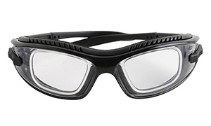 Rx slide shield safety frame glasses